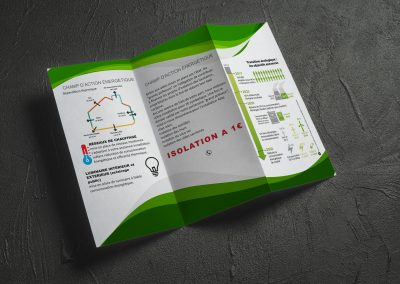 creation flyers