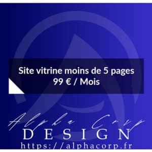 Location de site web 95