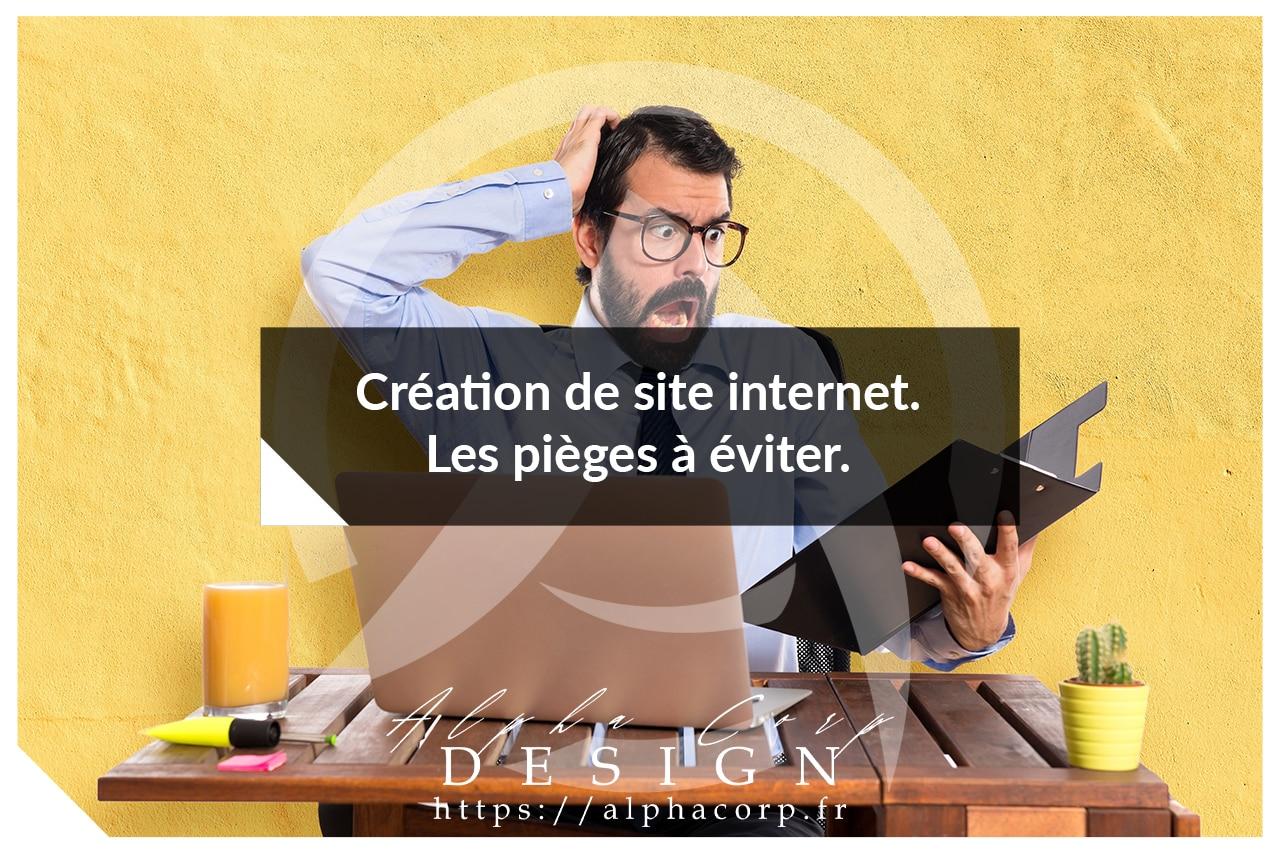 Création de site internet les pièges à éviter