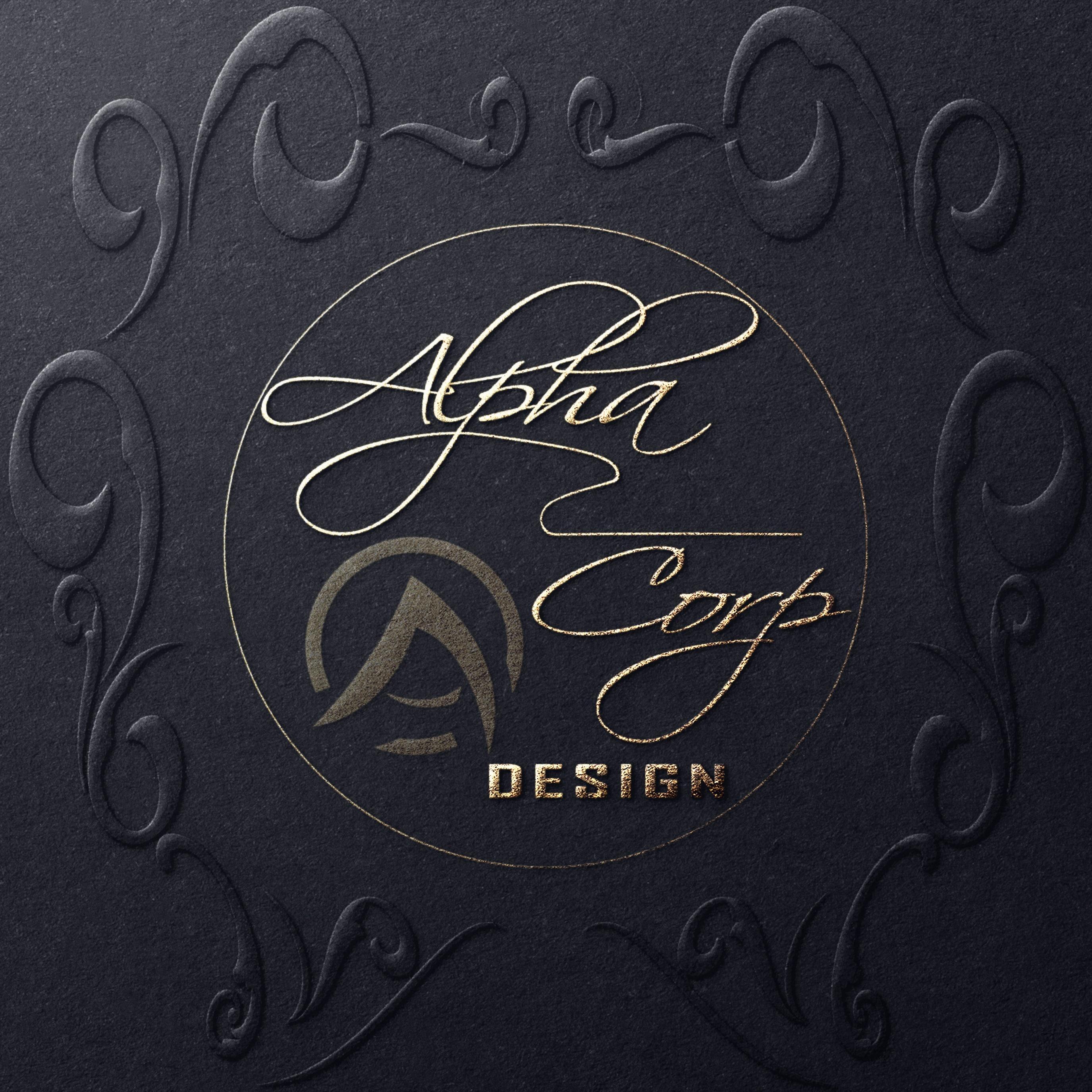 Alpha Corp Design - Graphiste - Création Site - Webmaster
